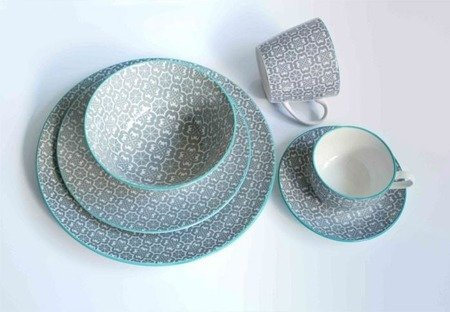 Porcelanowy kubek do kawy herbaty Marocco 380ml Affek Design